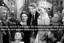 It's a Wonderful Life / My favorite movie of all time, / by Carolyn Lemieux