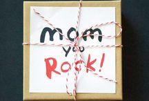 Mother's Day Ideas // Geschenkideen zum Muttertag / Ideen für Geschenke zum Muttertag