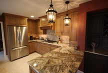 Kitchen Remodels / Beautiful Home Kitchen Remodels