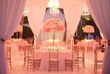 Jaimie Hilfiger Wedding Decor