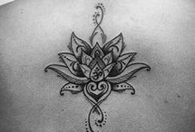 Tatouage de lotus