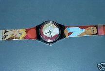 Swatch clock