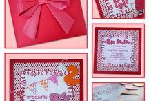 Zaproszenia na urodzinki dziecięce / Tym razem odrywamy się od zaproszeń ślubnych, aby zaprezentować ofertę zaproszeń na urodzinki najmłodszych. Bardzo przyjemne realizacje i wspaniali klienci :)