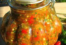 Saus en salsa