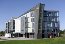 Our campus / Teesside uni campus, is central to busy Teesside life and culture.