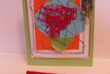 cards / scrapbook