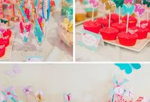 Butterfly/Papillons Party