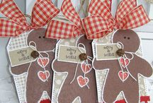 Gingerbread Goodness! / by Jill Norwood