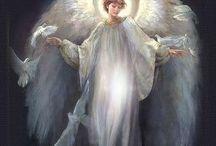 Angel / Was ik maar een engel lekker veilig dicht bij God. Niemand kon mij ooit nog kwaad doen en ik voelde mij nooit meer rot.