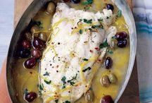 Fisk til middag ♡