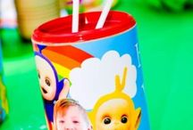 Kiddies Theme Parties / Personalized Party Supplies