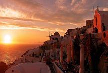 Travel to the Greek Islands / #Athens #Mykonos #Santorini