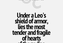 Leo July 23 - August 22
