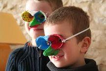 Enfants déguisement / by brigitte girard