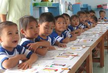 Vietnam - Christina Noble Children's Foundation / This board shows images from our operational centre in Vietnam. Projects in Vietnam include The Centre of Social Assistance for disadvantaged, The Sunshine School, The Boys Shelter, The Girls Shelter, Rural Water Supplies, Construction and Equipping of Schools and Kindergartens, Tay Ninh Centre for the Visually Impaired.