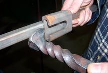 Heavy Metal / Forging metal and other DIY projects with metal