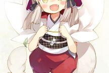 Chibi Anime & Cute Drawings