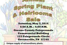 Master Gardener Events