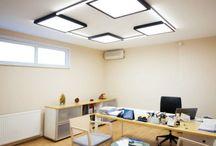 lighting luminaires & offices