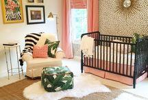 Nursery bedroom ideas