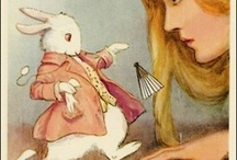 Go Ask Alice! / by Susan Sharkis