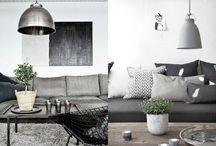 Industrial interior - livingroom/woonkamer