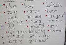 SCHOOL...heroes firefighters