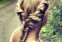 Hair beauty...
