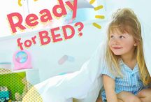 Ready for Bed? / As parents ourselves we understand the difference a good night's sleep makes to families. Challenging the idea that broken sleep stops once children reach the age of two, our Ready for Bed? campaign, supported by Mandy Gurney, aims to support those parents who are still struggling to get a solid night's sleep well into the toddler years.If you're wondering when to move your little one from a cot to a toddler bed, we've got lots of ideas and advice to make the transition as smooth as possible.