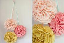 Ideas for Ania's Deco :)