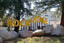 Rockridge / Our new hood!  / by Caroline Bontia