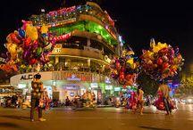OLD TOWN HANOI VIETNAM