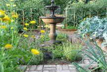 hug house - kitchen garden.
