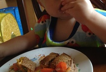 Toddler Foods / by Addie An