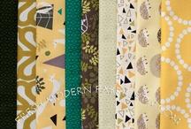 Fabrics / by Sally Shepard
