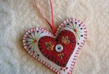 Hjärtan och nåldynor