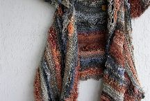 Хиппи - свитер
