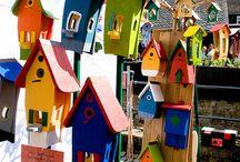 fuglekasser/ birdhouses