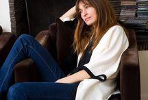 Caroline De Maigret /   french girl style