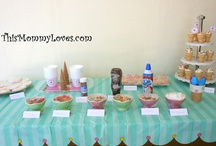 scoops of love bridal shower