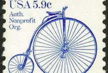 Bicycles on stamps / Rowery na znaczkach