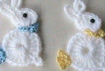 crochet - easter and spring