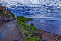 Duluth  / Lake Superior / by Erica Holder