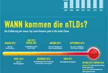 Infographic / Infographic about nTLDs.