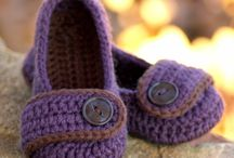 Crochet Toddler shoes