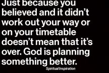 Spiritual / God is love