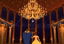 All things Disney.... / Beauty and the beast  / by Bethany Lawler