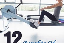 Exercise/Rowing & other Machines