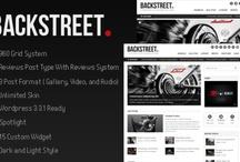 Wordpress Theme  / My Favourite Wordpress Theme