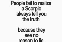 Proud to Be a Scorpio